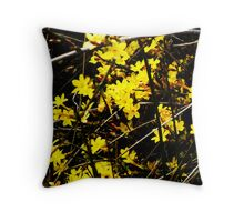 Anywhere and Everywhere Throw Pillow