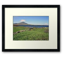 County Mayo landscape 2 Framed Print