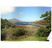 County Mayo landscape 3 Poster
