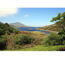 County Mayo landscape 3 Photographic Print