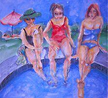HOT SUMMER DAY2 by GittiArt