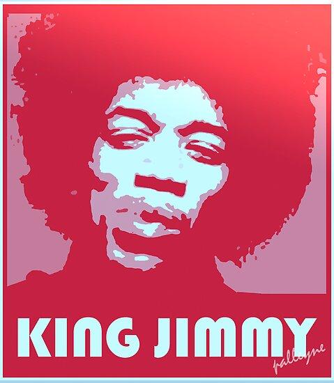 KING JIM by Paul Quixote Alleyne
