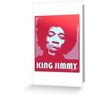 KING JIM Greeting Card