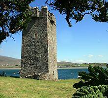 Grainne Mhaols castle by John Quinn