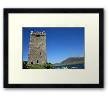Grainne Mhaols castle 2 Framed Print