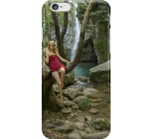 Water beauty iPhone Case/Skin