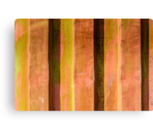 Rust Metal Texture Canvas Print