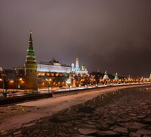 Calendar Moscow Kremlin 2015 and 2016. February by luckypixel