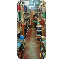 Bookshop iPhone Case/Skin