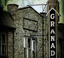 Granada by Trish Mistric