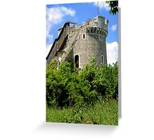 Château de Robert-le-Diable  *Robert the Devil's Chateau* Greeting Card