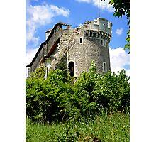 Château de Robert-le-Diable  *Robert the Devil's Chateau* Photographic Print