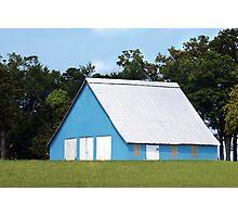 Designer Barn Photographic Print
