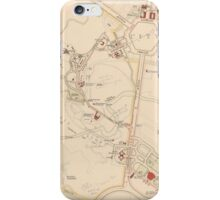Canberra 1933 iPhone Case/Skin