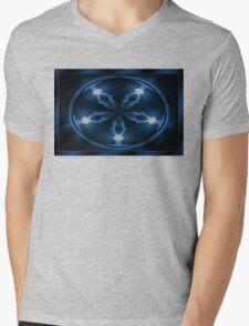Light In The Night Mens V-Neck T-Shirt