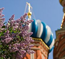 Calendar Moscow Kremlin 2015 and 2016. May by luckypixel