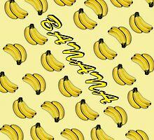 BIg Yellow Banana by calefiction