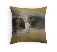 Remembering An Old Friend  Throw Pillow