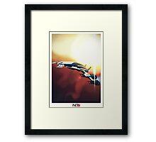 SR2 - Mass Effect Framed Print