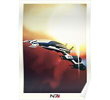 SR2 - Mass Effect Poster