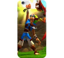 Jak and Daxter - cover iPhone Case/Skin