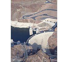 Hoover Dam Photographic Print