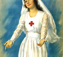 Red Cross Nurse by warishellstore