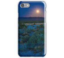 Great Basin Super Moon iPhone Case/Skin