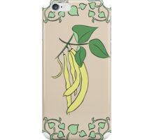 Gardener's Delight | Beans iPhone Case/Skin