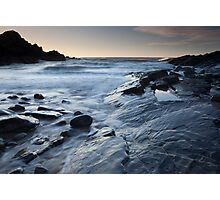 collieston sunrise Photographic Print