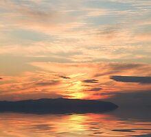 Sunset by komashyaru