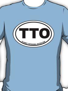 Tatooine Destination T-Shirt