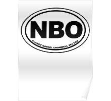 Naboo Destination Poster