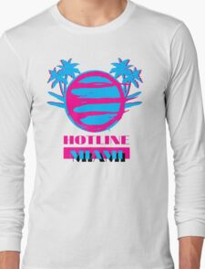 Hotline Miami: Vice Long Sleeve T-Shirt