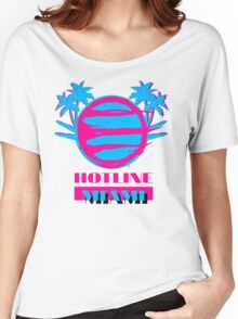 Hotline Miami: Vice Women's Relaxed Fit T-Shirt