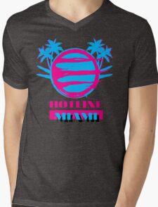 Hotline Miami: Vice Mens V-Neck T-Shirt