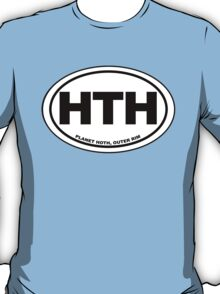 Hoth Destination T-Shirt