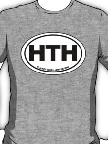 Hoth Destination T-Shirt