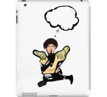 What's Wasp thinking? iPad Case/Skin