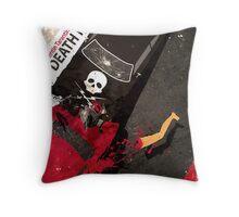 death proof quentin tarantino movie Throw Pillow