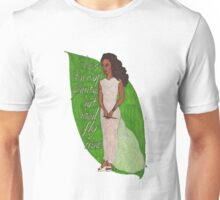 Zoe, Saying Goodbye Unisex T-Shirt
