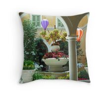 Bellagio Reception Throw Pillow