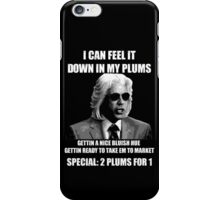 Special: 2 Plums for 1 (2) iPhone Case/Skin