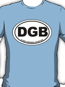 Dagobah Destination T-Shirt