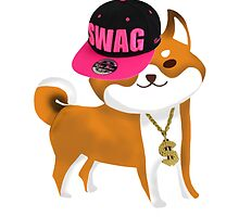 SWAG Doge by Lisa Huynh