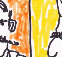 Nietzsche - Not a Nietzsche Sticker