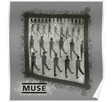 Muse - Drones (Marching) Poster
