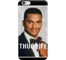 Thug Life … Carlton iPhone Case/Skin