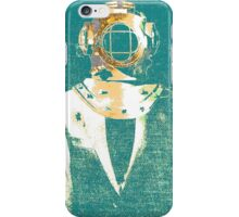 everyday diver  iPhone Case/Skin