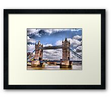 London - Tower Bridge Framed Print